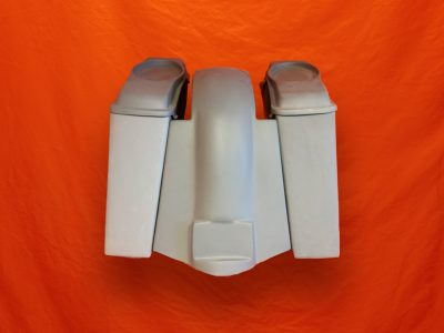 Harley-Davidson-4-Extended-Stretched-Saddlebags-No-CutOuts-with-6x9-Speaker-Lids-and-Replacement-Fender-89–08