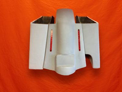 Harley-Davidson-4-inch-Extended-Stretched-Saddlebags-Right-Cut-and Replacement-LED-Fender-09 –13