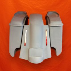 Harley-Davidson-5-Extended-Saddlebags-CutOuts-Replacement-LED-Fender-and-6x9-Speaker-lids-09–13