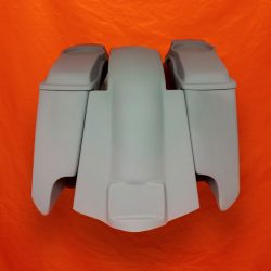 Harley-Davidson-5-Extended-Saddlebags-CutOuts-with-Replacement-Fender-6x9-Speaker-lids-09–13