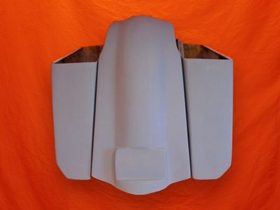 Harley-Davidson-5-Extended-Saddlebags-No-Cut-Outs-Fender-No-lids