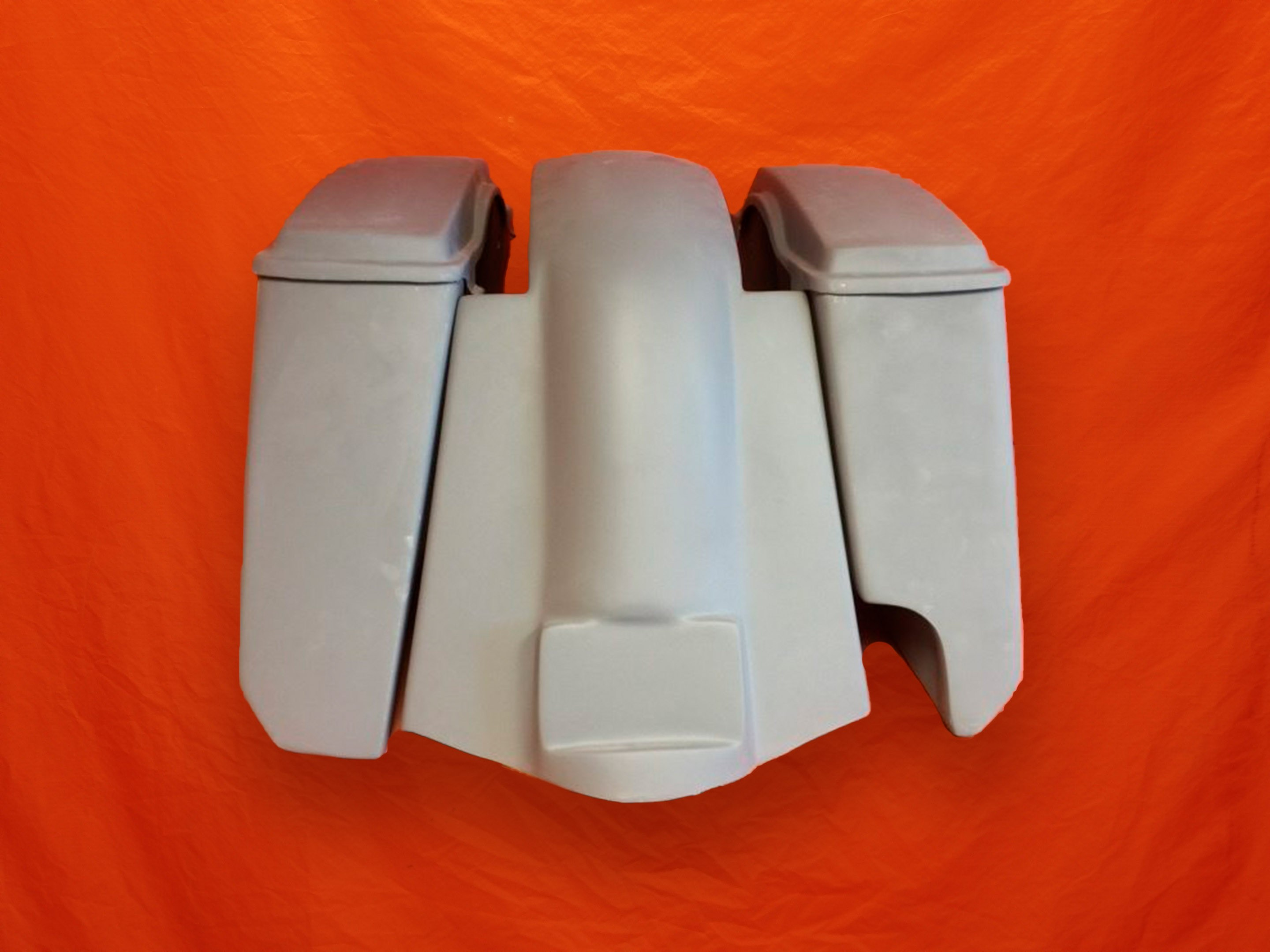 Harley-Davidson-5-Extended-Saddlebags-Right-Side-CutOut-Replacement-Fender-Lids-89–08