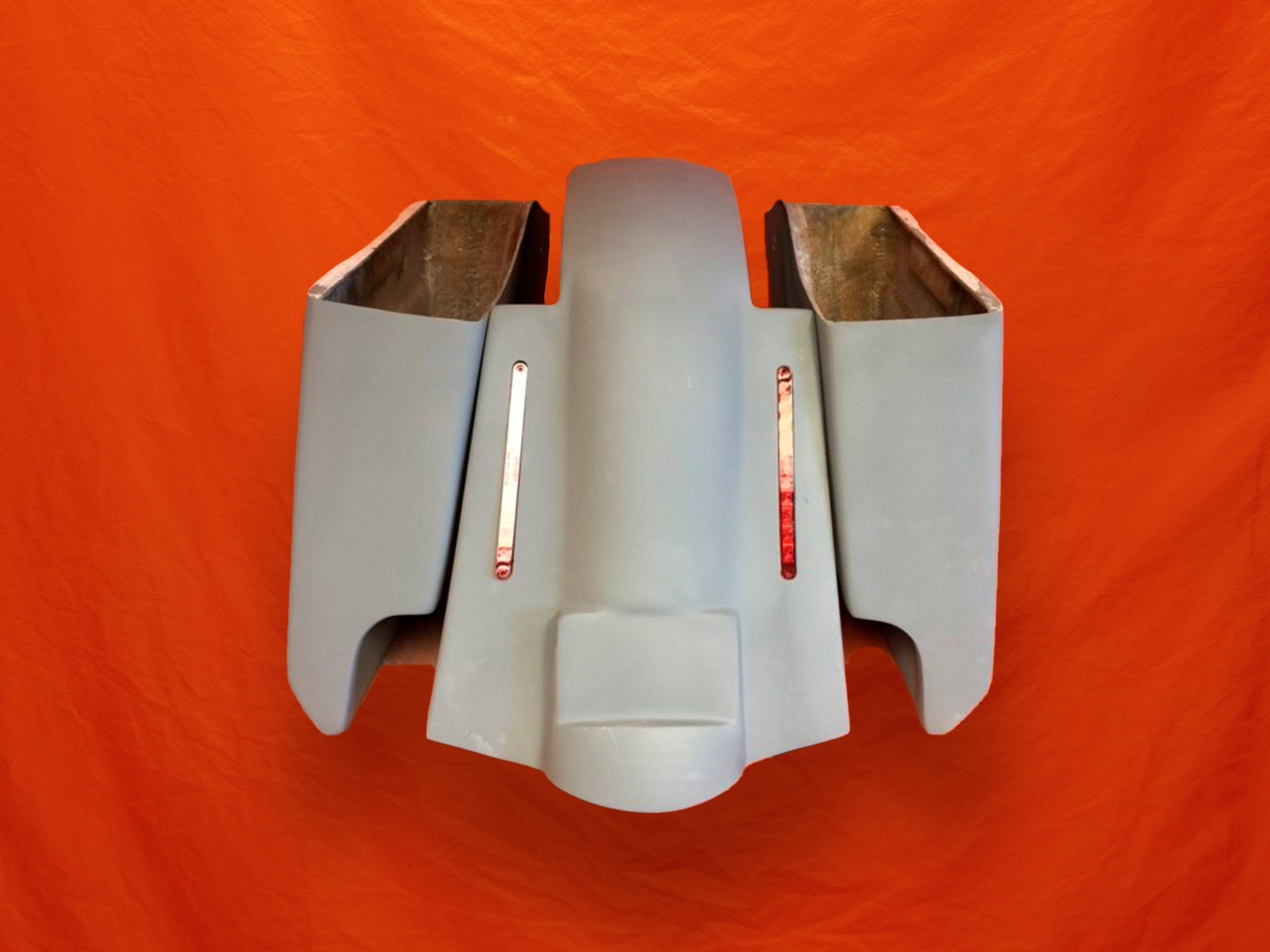 Harley-Davidson-5-Extended-Saddlebags-With-CutOuts-Replacement-LED-Fender–No-Lids-89-08
