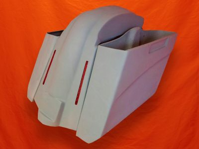 Harley-Davidson-5-Extended-Stretched-Saddlebags-NO-CutOuts-NO-Lids-with-LED-Fender-2