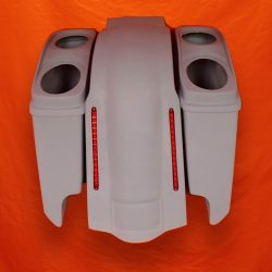 Harley-Davidson-5-Extended-Stretched-Saddlebags-with-CutOuts-Dual-6x9-Speaker-Lids-and-LED-Fender