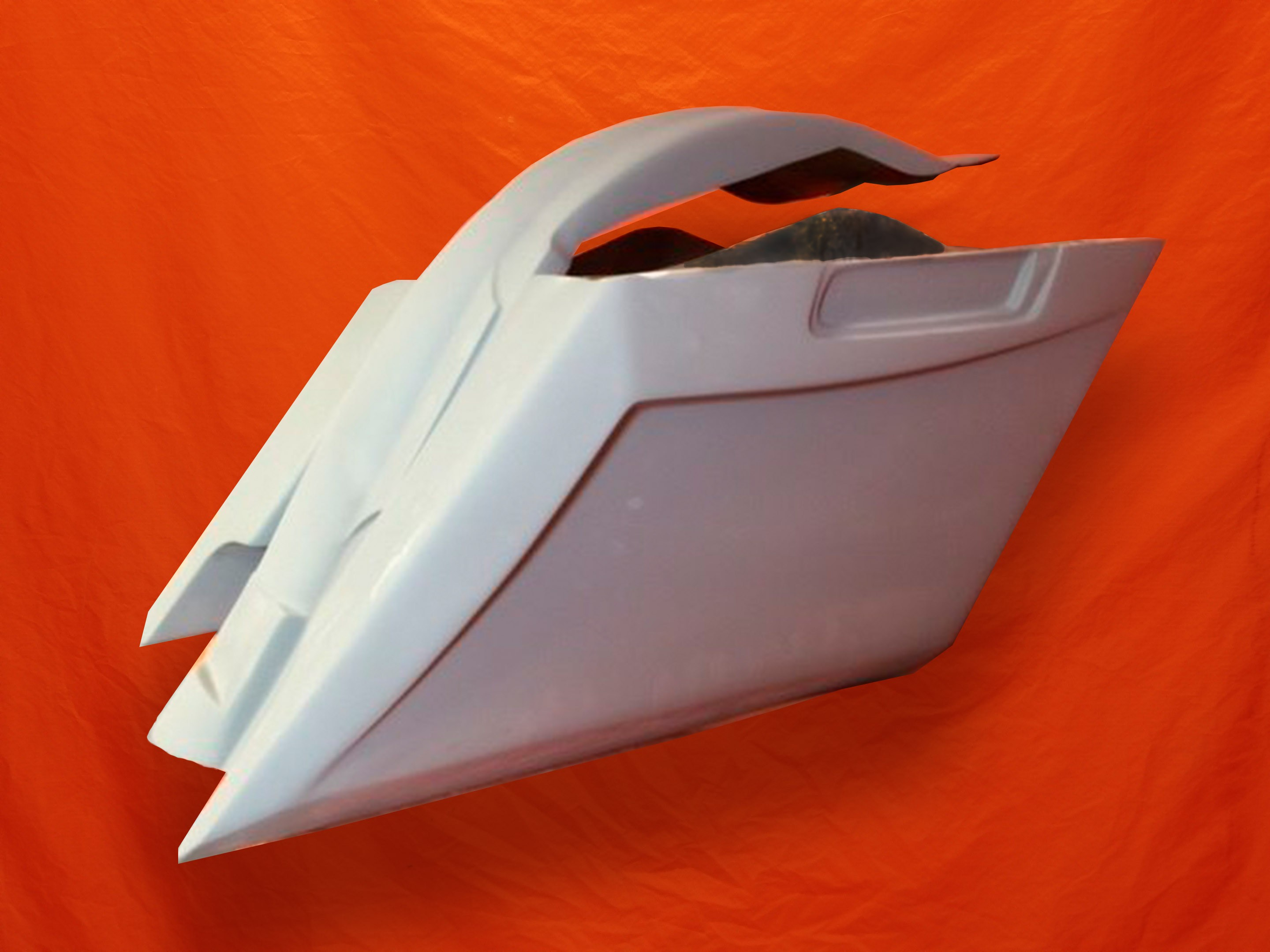 Harley-Davidson-5-Fifty-Five-Extended-Stretched-Saddlebag-Dual-CutOuts-and-Fender-Kit-No Lids-2