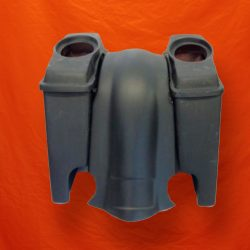 Harley-Davidson-6-Stretched-saddlebags-with-Dual-CutOut-and-6x9-Speaker-Lids-Cut-Fender