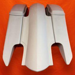 Harley-Davidson-6-Trendsetter-Extended-Saddlebag-Fender-Kit-Dual-CutOuts-Standard-Lids-2014