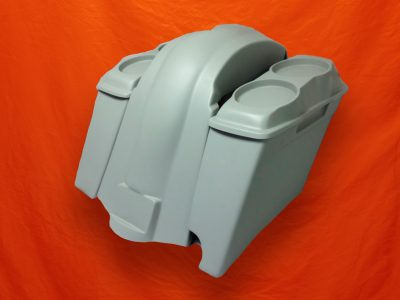 Harley-Davidson 6-inch-Extended Stretched Saddlebags-Dual-6x9-Speaker-Lids-and-Fender