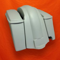 Harley-Davidson 6-inch-Extended Stretched Saddlebags-Right-CutOut-Lids-and-Fender
