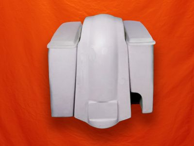 Harley-Davidson -Extended-Stretched-Saddlebags-with-Lids-Fender-and-Right-Side-With-Cutout