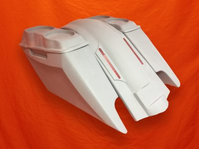 Harley-Davidson-Fifty-Five-Extended-Stretched-Saddlebags-Dual-CutOuts-Dual-6-5-inch-Lids-LED-Fender-Kit-2
