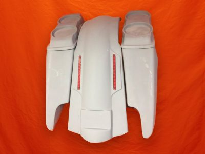 Harley-Davidson-Fifty-Five-Extended-Stretched-Saddlebags-Dual-CutOuts-Dual-6-5-inch-Lids-LED-Fender-Kit-3
