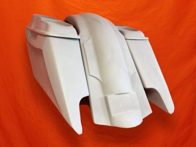 Harley-Davidson-Fifty-Five-Extended-Stretched-Saddlebags-Dual-CutOuts-Dual-6x9-Speaker-Lids-Fender-Kit-2