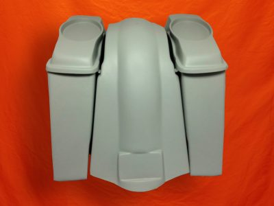 Harley-Davidson-Touring-6-Extended-Saddlebags-6x9-inch-Speaker-Lids-Fender-No-Cutouts