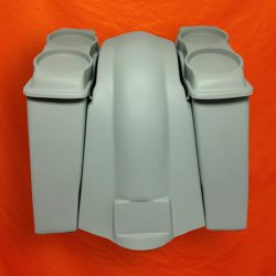 Harley-Davidson-Touring-6-Extended-Saddlebags-Dual-6-5-inch-Speaker-Lids-Fender-No-Cutouts