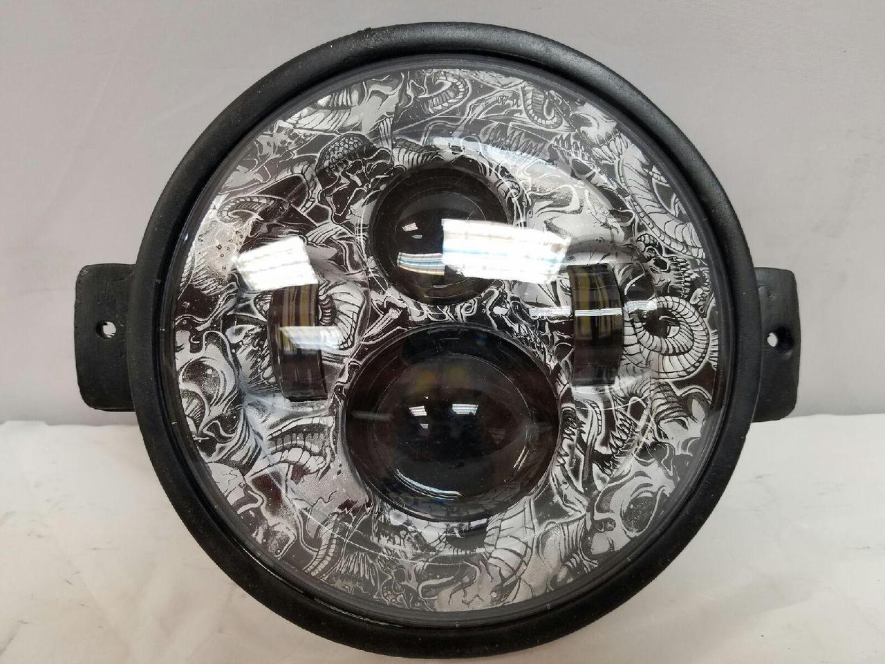 Kawasaki Vaquero Led Headlight