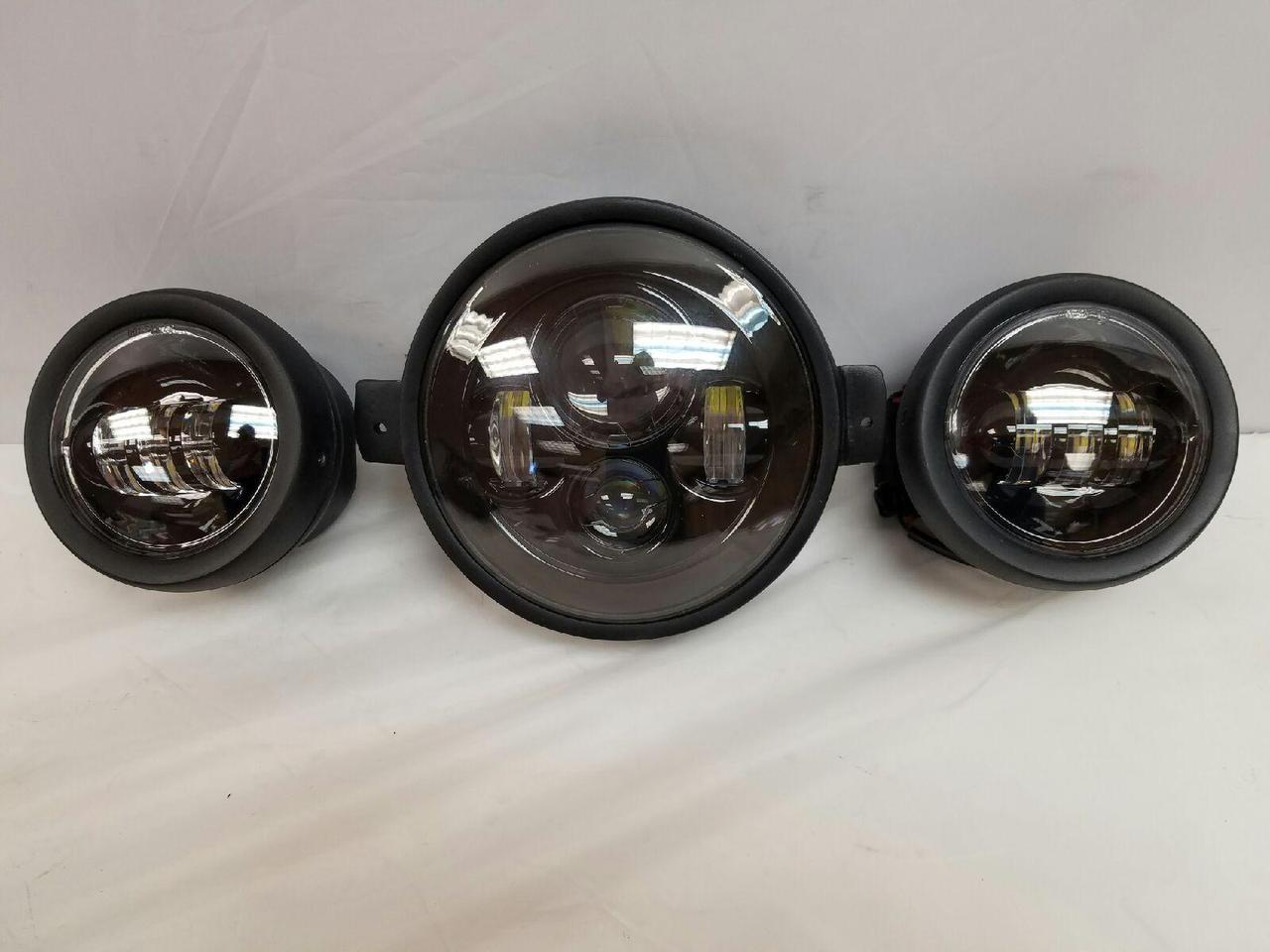 Kawasaki Vaquero Led Auxiliary Lights