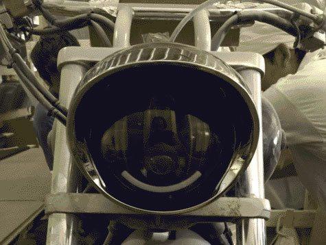 Honda VTX 1300 / 1800 C / R / S – 5 3/4″ DAYMAKER Black HID LED Light Bulb Headlight Motorcycle ...