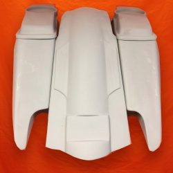 Harley-Davidson-Fifty-Five-Extended-Stretched-Saddlebag-Dual-CutOuts-6x9-Speaker-Lids-Fender-Kit-3