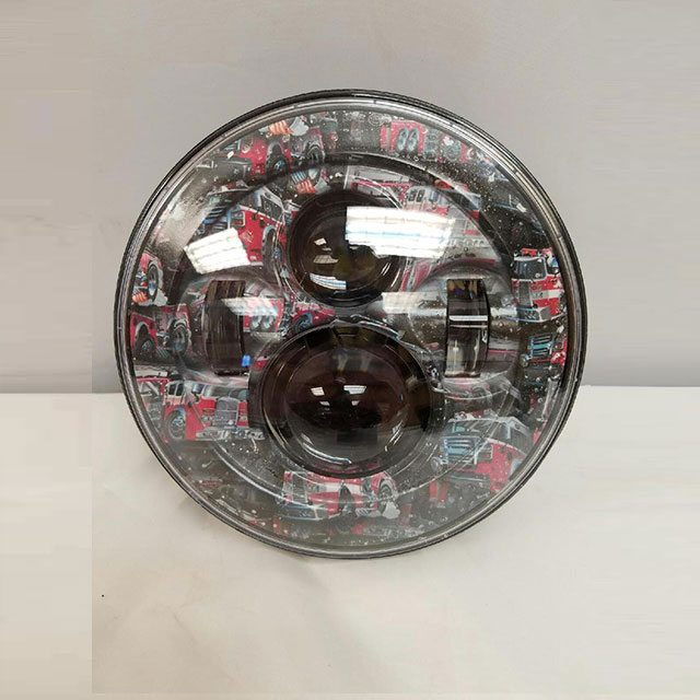 7 Daymaker Replacement Fire Trucks Design Projector Hid -6469