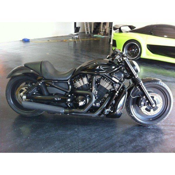 Harley Davidson V Rod Stretched Bagger