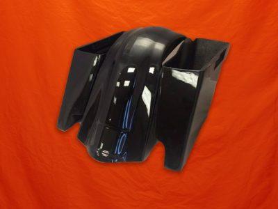 Painted-Vivid Black-Bagger-Kit