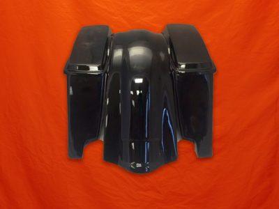 Painted-Vivid-Black-Bagger-Kit-with-Lids-2