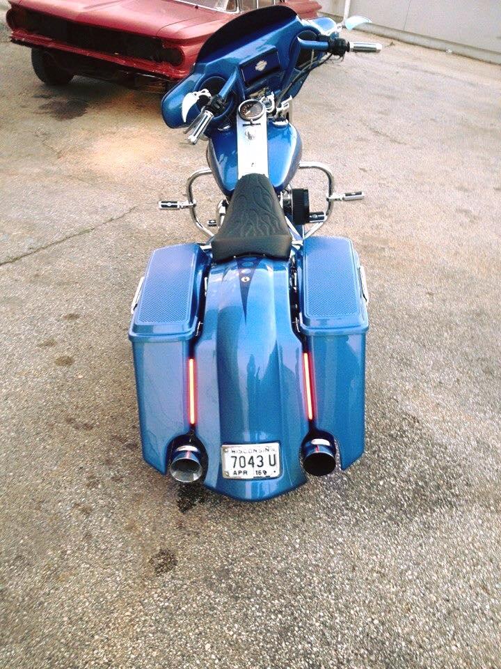Harley Davidson Zero Type